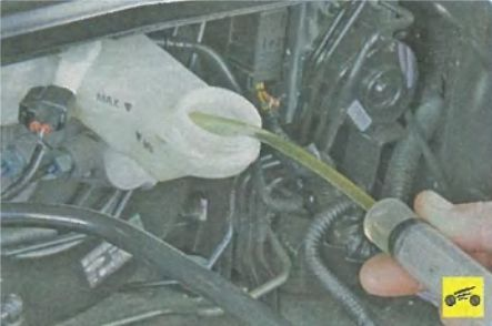 Замена тормозной жидкости Форд Фокус 3