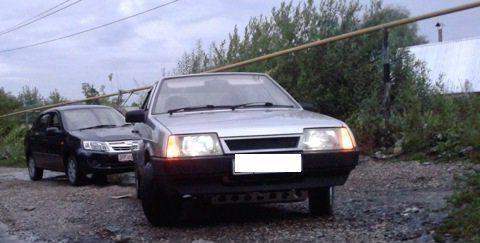 поворотники ВАЗ 2109