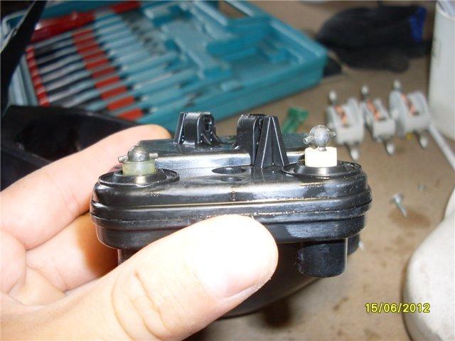 моторчик привода регулировки зеркала