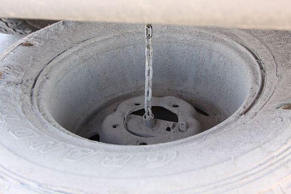 запаска (запасное колесо) на Прадо