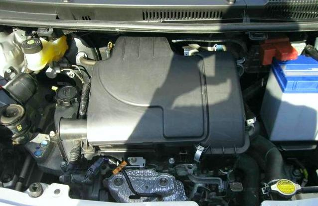 Toyota Vitz/Belta