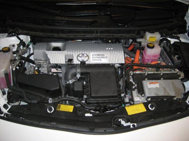 занятиях спортом тойота приус 30 заменить масло самому в двигателя для очень