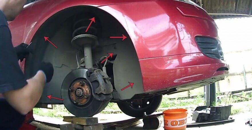 мотор ситроен с4 1.6 замена ремня грм