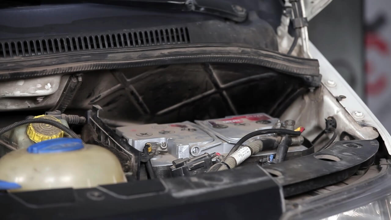 Транспортер т5 открыть капот стартер для фольксваген транспортер