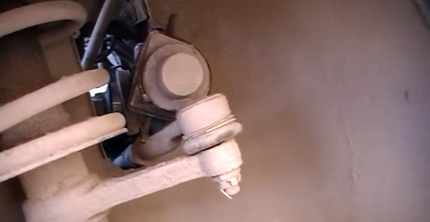 23803 - Замена рулевой рейки ваз 2114