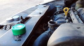 Как слить антифриз с блока двигателя kia rio