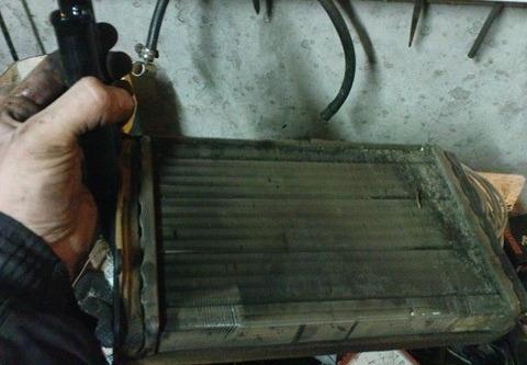 Ремонт расходомера воздуха опель