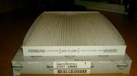 Как самостоятельно провести замену салонного фильтра в Nissan Qashqai