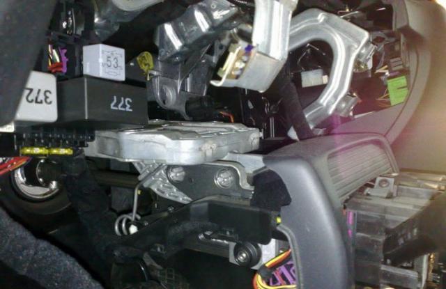 Volkswagen Passat B5 Heater Core Replacement