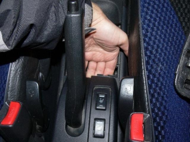 регулировка ручника х трейл т31