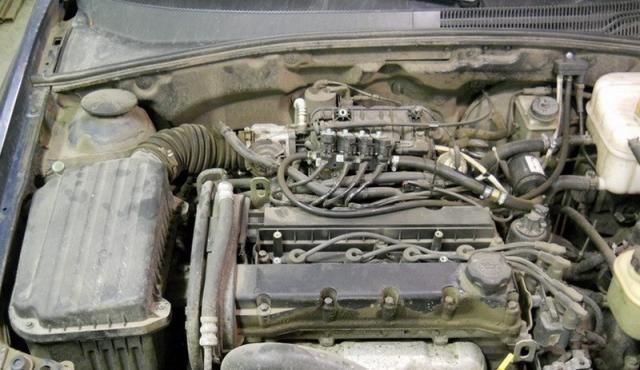Chevrolet Lacetti Suzuki Forenza Reno Timing Belt Replacement