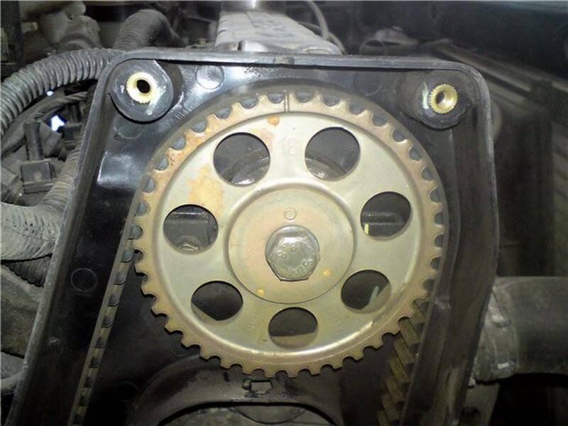Ремонтируем авто своими руками - Замена ремня ГРМ на Daewoo Nexia 1.5 SOHC 8V G15MF