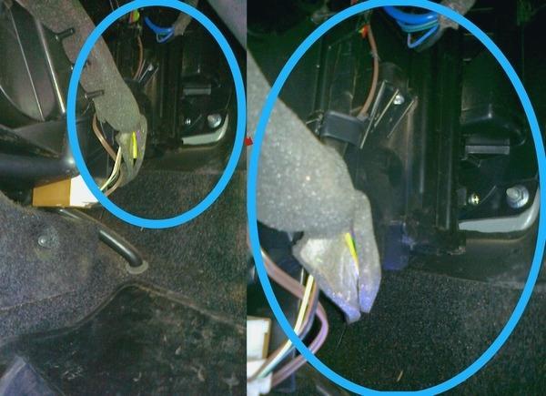 Замена салонного фильтра в фиат альбеа