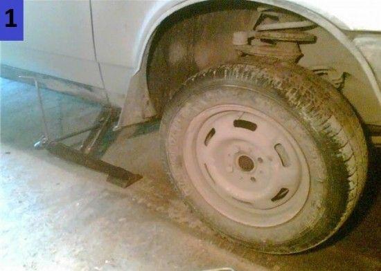 Ремонт ваз 2109 ремонт рулевой рейки