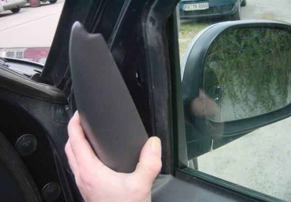 как разобрать дверь на мерседесе мл320