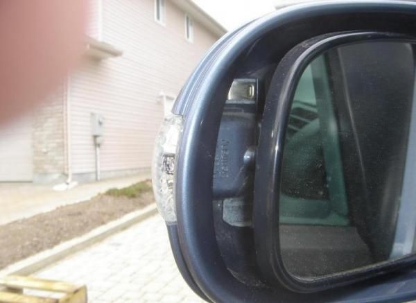 зеркала на мерседес мл 163