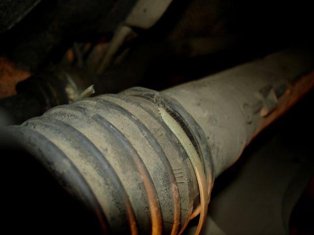 замена втулок рулевой рейки хендай солярис своими руками