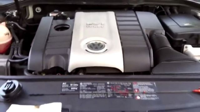Замена Масла В Двигателе На Пассат B6 Инструкция