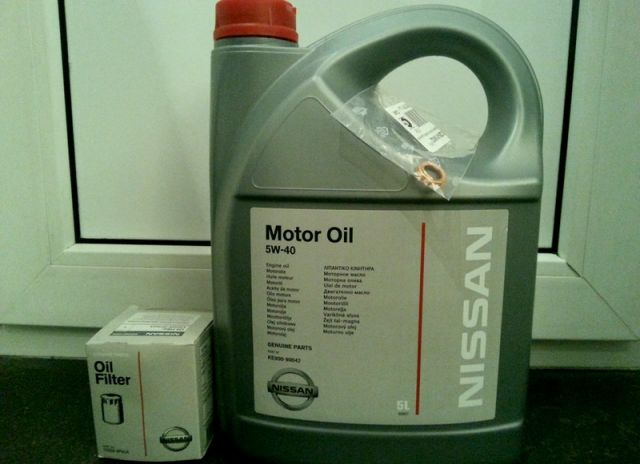 Замена моторного масла в двигателе ниссан теана j32 Замена натяжителя цепи шкода етти