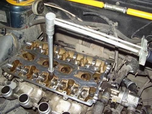Капремонт двигателя 2112 16 клапанов своими руками