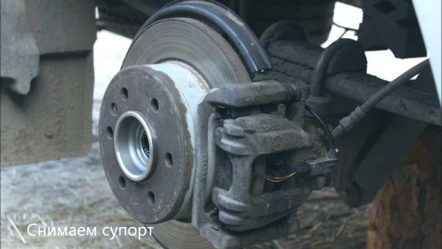 Восстановление раздатки после неудачного ремонта гранд витара