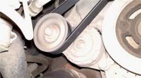 Замена ремня привода вспомогательных агрегатов на Mazda 3 с двигателем 1.6
