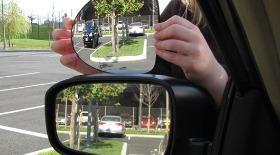 как вынуть зеркало из корпуса мерседес ml