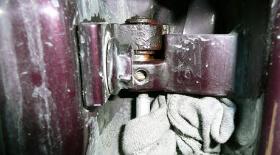 Ремонт дверных петель транспортер т4 желобчатый конвейер гост