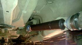 Устройство карданной передачи автомобиля